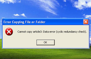 Data-Error-Cyclic-Redundancy-Check